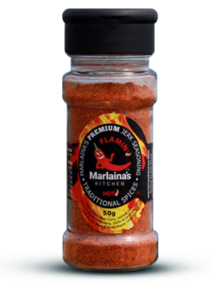 Marlaina's Kitchen Premium Jerk Seasoning Hot - Premium Jerk Seasoning