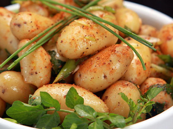 Potatoes - Marlaina's Kitchen Seasoning Recipe